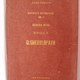 Mihai Manasia - Glomerulopatii (editie hardcover)