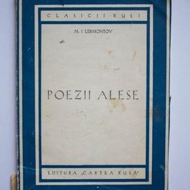 Mihail Iurievici Lermontov - Poezii alese