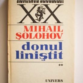 Mihail Solohov - Donul linistit (vol. II, editie hardcover)
