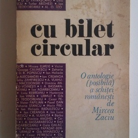 Mircea Zaciu - Cu bilet circular