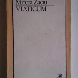 Mircea Zaciu - Viaticum