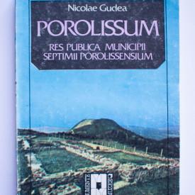 Nicolae Gudea - Porolissum. Res Publica Municipii Septimii Porolissensium