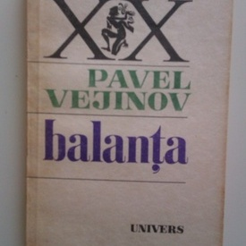 Pavel Vejinov - Balanta