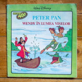 Peter Pan. Wendy in lumea viselor (carte Walt Disney)