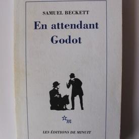 Samuel Beckett - En attendant Godot (editie in limba franceza)