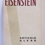 Serghei Eisenstein - Articole alese
