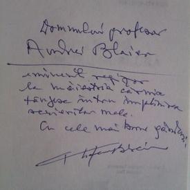 Stefan Berciu - Capcana pentru dublura (cu autograf)