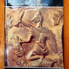 Stefan Burda - Tezaure de aur din Romania (editie hardcover)
