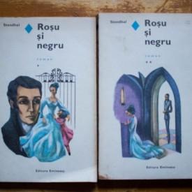 Stendhal - Rosu si negru (2 vol.)