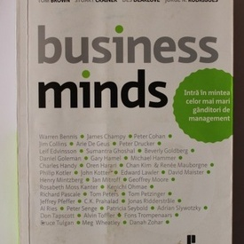 Tom Brown, Stuart Crainer, Des Dearlove, Jorge N. Rodrigues - Businnes minds