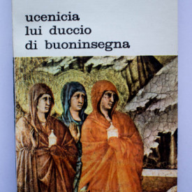 Victor Ieronim Stoichita - Ucenicia lui Duccio di Buoninsegna. Studii despre cultura figurativa a secolului al XIII-lea
