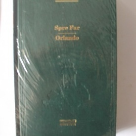 Virginia Woolf - Spre far. Orlando (editie hardcover)