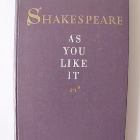 William Shakespeare - As you like it (editie hardcover)
