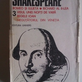 William Shakespeare - Opere III