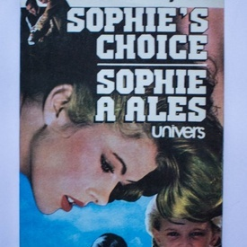 William Styron - Sophie`s choise / Sophie a ales