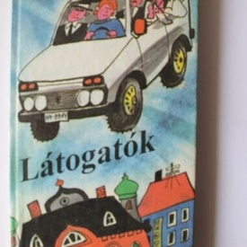 Ota Hofman - Latogatok (editie hardcover)