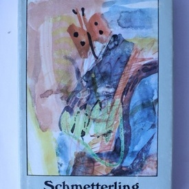 Eugenio Montale - Schmetterling von Dinard (editie hardcover, in limba germana)