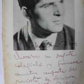 Ion Iuga - Tacerineprimite (debut, cu autograf)