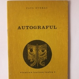 Paul Everac - Autograful
