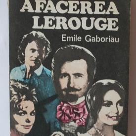 Emile Gaboriau - Afacerea Lerouge