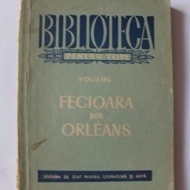 Voltaire - Fecioara din Orleans