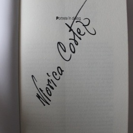 Marius Constantinescu - Cortez (cu autograful Vioricai Cortez)