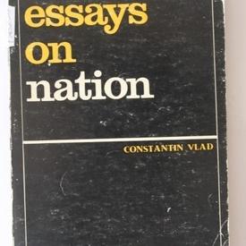 Constantin Vlad - Essays on nation