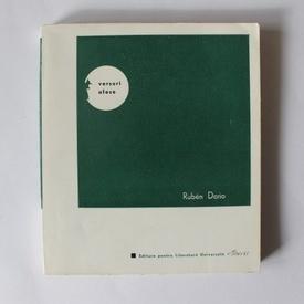 Ruben Dario - Versuri alese (editie bilingva, romano-spaniola)