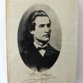 Mihai Eminescu - Poezii (editie hardcover, bibliofila, in caseta speciala, editie Perpessicius, cu ilustratii de Ligia Macovei)