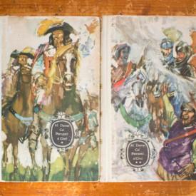 Alexandre Dumas - Cei patruzeci si cinci (2 vol., editie hardcover)