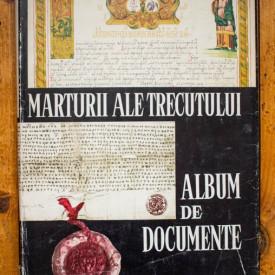 Ionel Gal (coord.), Maria Soveja, Ioana Burlacu, Ioan Opris - Marturii ale trecutului. Album de documente (editie hardcover, trilingva, romano-engleza-franceza)