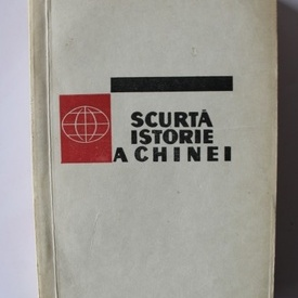 A. Bantas - Scurta istorie a Chinei
