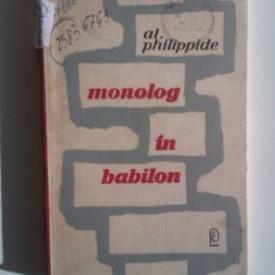 Al. Philippide - Monolog in Babilon