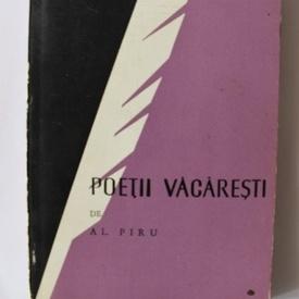 Al. Piru - Poetii vacaresti