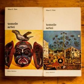 Albert E. Elsen - Temele artei (O introducere in istoria si aprecierea artei) (2 vol.)