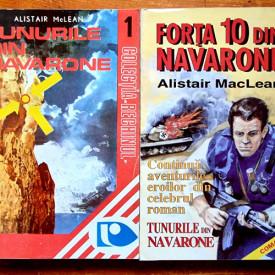 Alistair MacLean - Tunurile din Navarone. Forta 10 din Navarone (2 vol.)