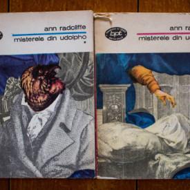 Ann Radcliffe - Misterele din Udolpho (2 vol.)