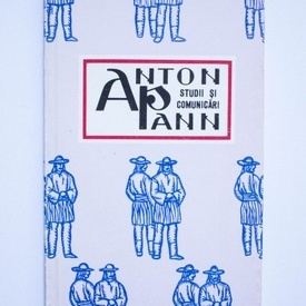 Anton Pann - Studii si comunicari