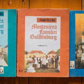 Axel Rode, Michael Baier - Mostenirea Familiei Guldenburg (3 vol.)