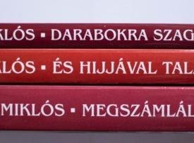 Banffy Miklos - Erdelyi tortenet (Megszamlaltattal. Es hijjaval talaltattal. Darabokra szaggattatol, 3 vol.)