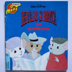 Bernard si Bianca in Australia (carte Walt Disney)