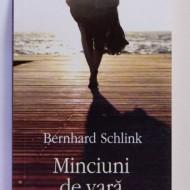 Bernhard Schlink - Minciuni de vara