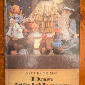 Bruder Grimm - Das Waldhaus (editie hardcover, in limba germana)