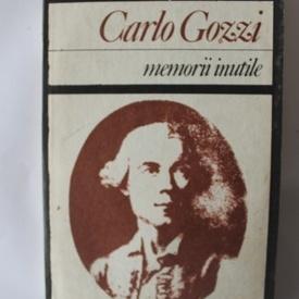 Carlo Gozzi - Memorii inutile