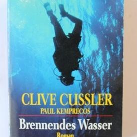 Clive Cussler - Brennendes Wasser