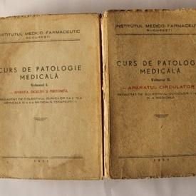 Colectiv autori - Curs de patologie medicala (2 vol.)