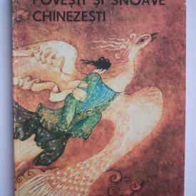 Colectiv autori - Povesti si snoave chinezesti (editie hardcover)