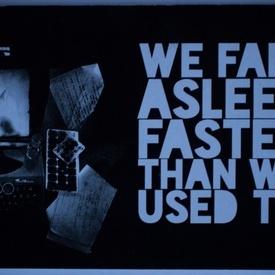 Colectiv autori - We fall asleep faster than we used to (antologie bilingva, romano-engleza a scriitorilor sibieni de la Zona noua)