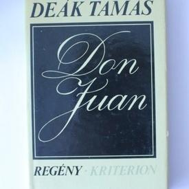Deak Tamas - Don Juan (editie hardcover)
