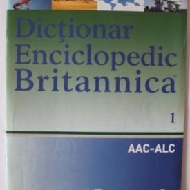 Dictionar Enciclopedic Britannica - 37 vol.